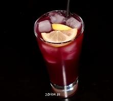 Drinki na Sylwestra: Purple Passion /kliknij w zdjęcie/