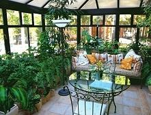 Ogród zimowy to charakterystyczny element amerykańskiego domu. Zobacz jak wyg...