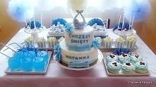 Tort z okazji chrzcin