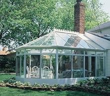 Tradycyjny design ogrodu zimowego - zobacz jak wygląda tradycyjny ogród zimow...