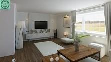 Salon w bieli :)