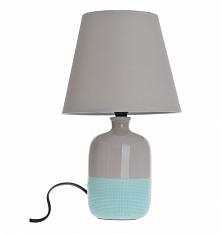Lampa stołowa z podstawą ce...