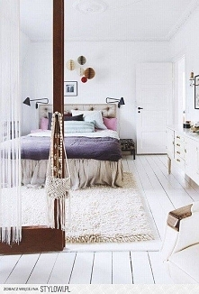 Przytulna sypialnia :)