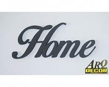 Napis Home - Dekoracje Ścienne - Wnętrz 3d, więcej naszych produktów na arqdecor.pl oraz arqdecor.shoppy.pl