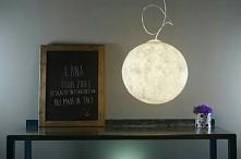 "lampa ""księżyc"""