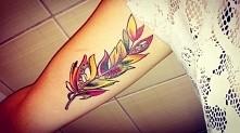 Nowy tatuaż <3 :-)