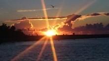 Zachód słońca nad Bałtykiem (zdjęcie mojego autorstwa