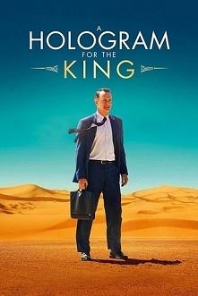 Hologram dla króla. (2016) Tom Hanks  Alan Clay, pracownik amerykańskiej firm...