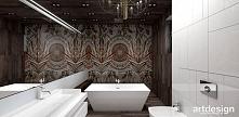 oryginalny projekt łazienki...