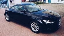 Zastanawiam się nad kupnem auta -Audi TT. Polecacie?