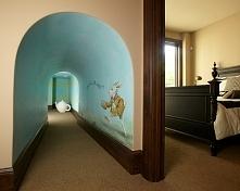 korytarz zaprowadzi prosto do króliczej nory
