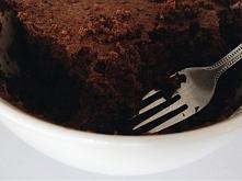 Ciasto z mikrofalówki - czyli sposób na deser w 2 minuty. (jeżeli ktos chce to wyśle przepis )