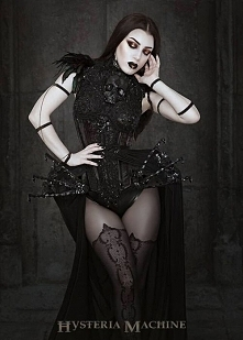 Model: Threnody In Velvet g...