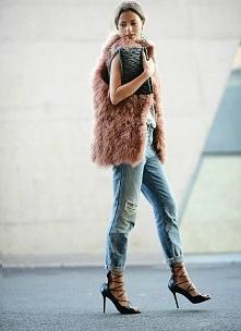 Uwielbiam futra ( sztuczne oczywiście :) powtarzam :) )