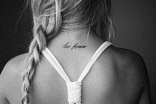 Live forever...