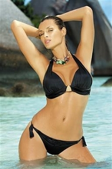 Klasyczne bikini pasujące d...