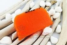 Naturalne mydło marchewkowe poprawiające koloryt skóry dostępne link w koment...