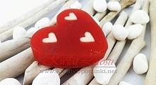 Naturalne mydło erotic szkarłatne serce z feromonami dostępne link w komentarzu