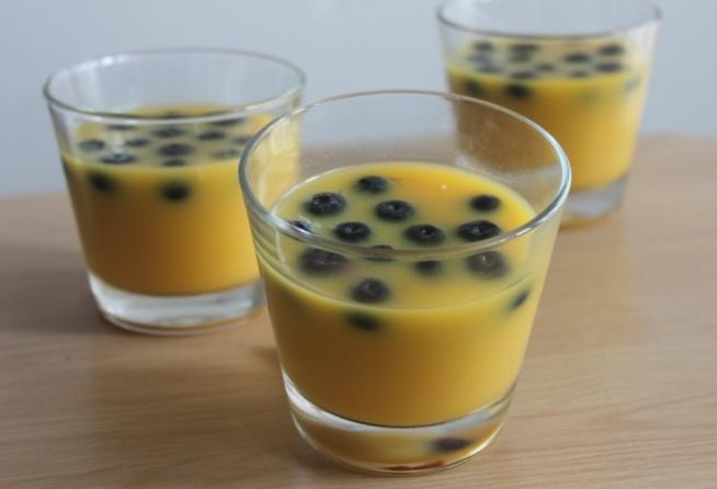 Galaretka z soku 100% idealne dla dzieci i dorosłych