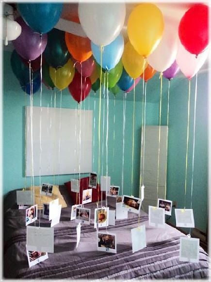 Pomysł na urodziny... Genialny