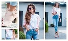 Sweterek/Italian Fashion/Ha...