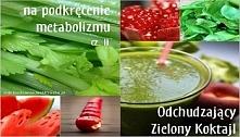 Podkręcamy metabolizm na zielono – odchudzający koktajl z chlorofilem