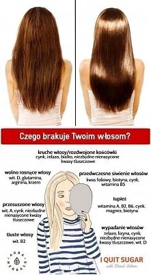 czego brakuje twoim włosom