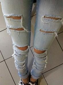 dziewczyny co sądzicie o takich spodniach? :)