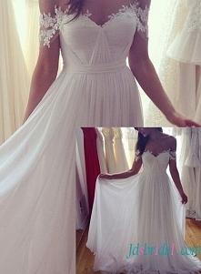 suknia ślubna dla bohemy