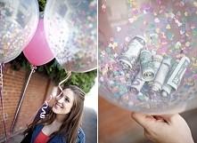 Balonik niespodzianka