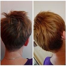 Farbowanie włosów henną eld ;) więcej info na blogu ;)