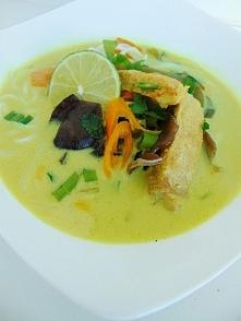 ostra zupa azjatycka