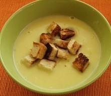 Zupa krem z ziemniaków, prosty i szybki sposób na obiad.  Po przepis klikamy w fotkę :)
