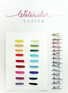 Podstawy malowania farbami ...