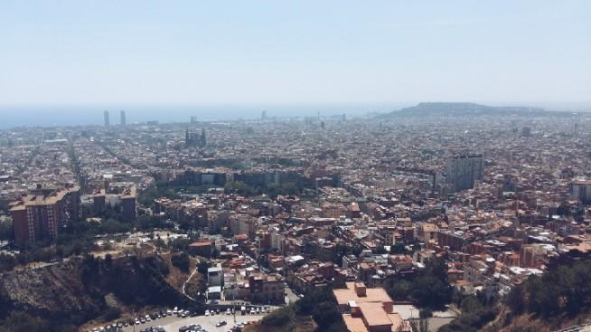 Turó de Rovira - Barcelona