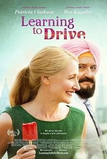 Kurs Życia / Learning to Drive  Po rozpadzie małżeństwa pisarka z Manhattanu ...