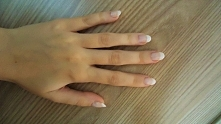 my french nails :) !
