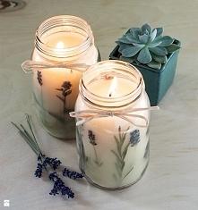 DIY: Jak zrobić świeczkę z ...
