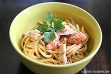 Spaghetti na zimno - kliknij po przepis!