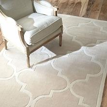 dywan w koniczyne marokańską