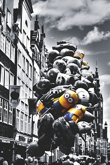 Balony w Gdańsku