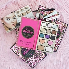 Too Faced The Power of Makeup Palette by NikkieTutorials Limited Edition