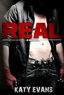 """""""Real"""" Remington Tate na ringu i poza nim posiada reputację awanturnika, twarde jak granit ciało oraz dziki, zwierzęcy magnetyzm, który wprawia jego fanki w szał. Lecz..."""