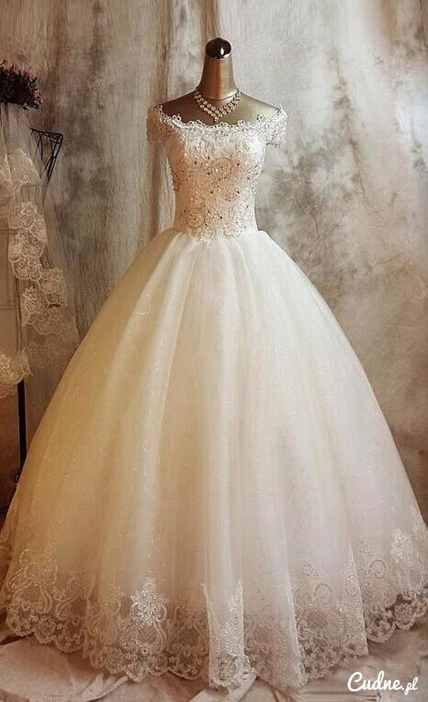 suknia księżniczki :)