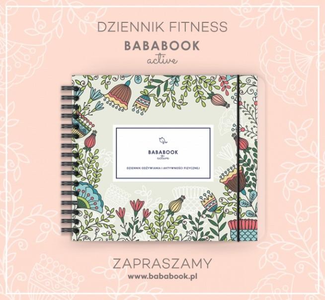 Dziennik Fitness BabaBook