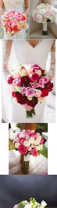 Wybór bukietu ślubnego...5 ...