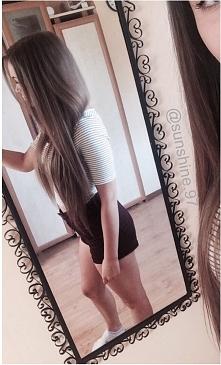 moje włosy ;)) zapraszam na...
