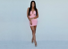 różowa sukienka od weroniik...