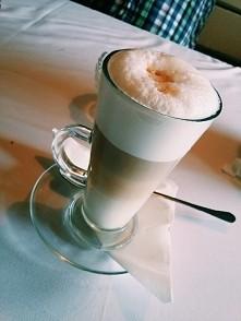 Pyszna latte :) Jaką Wy kawę lubicie najbardziej? a może polecacie jakieś kaw...