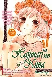 Manga: Hajimari No Niina OOPIS: 11-letnia Niina jest niezwykła. A to dlatego,...